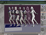 Virtual Figure Drawing Studio (Female)