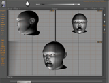3D Facial Expression Studio